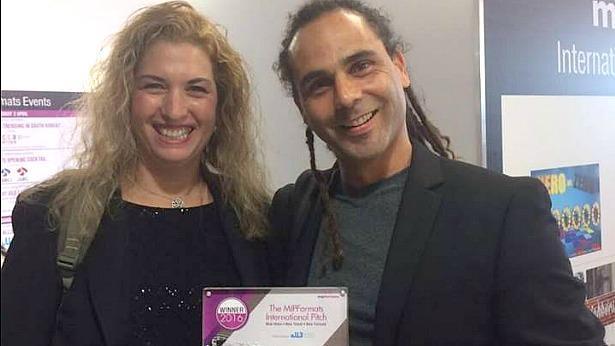 גאווה מקומית: אנשי הקרקס הישראלים זכו בתחרות הפורמטים של יריד MIP
