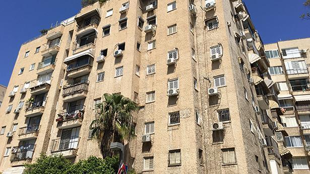בניין, צילום: ענת דניאלי