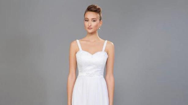 שמלת כלה מעוצבת במתנה