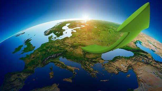 אירופה עולה, צילום: גטי אימג'ס ישראל