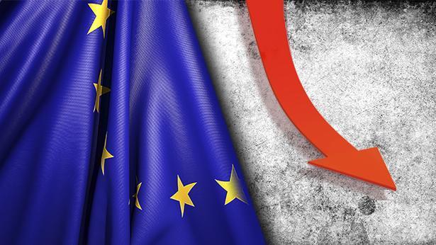 אירופה יורדת, צילום: גטי אימג'ס ישראל