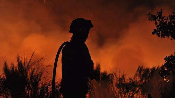 שרפה, צילום: גטי אימג'ס ישראל