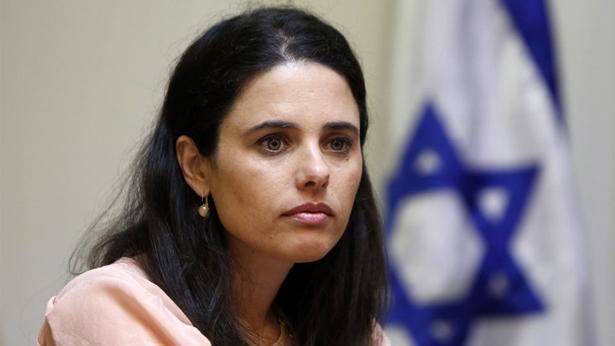 איילת שקד, צילום: גטי אימג'ס ישראל