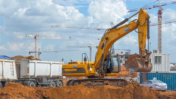 בנייה, צילום: גטי אימג'ס ישראל