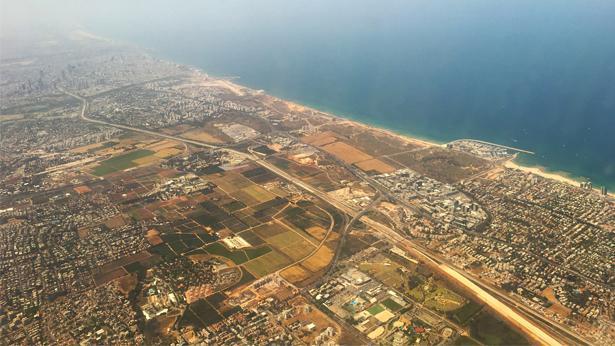 ישראל, צילום אוויר, צילום: ענת דניאלי