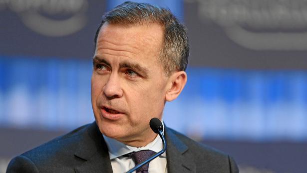 מארק קרני, צילום: World Economic Forum