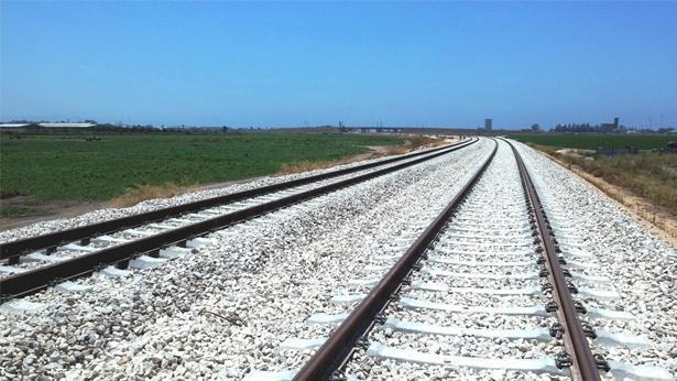 פסי רכבת, צילום: חברת נתיבי ישראל