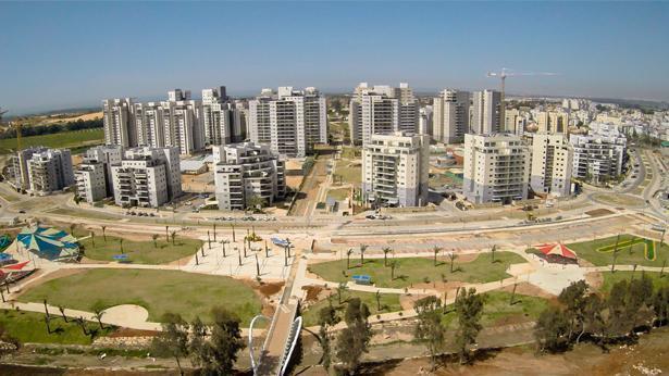 נאות רבין הירוקה, צילום: אדי ישראל