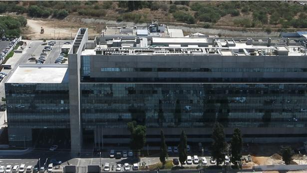 """הבניין במתחם חולון, צילום: יח""""צ"""