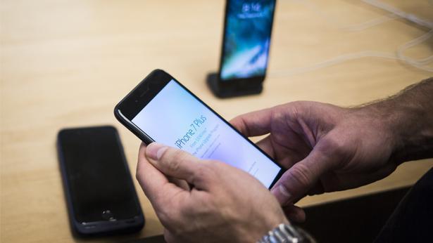 אייפון 7, צילום: גטי אימג'ס ישראל