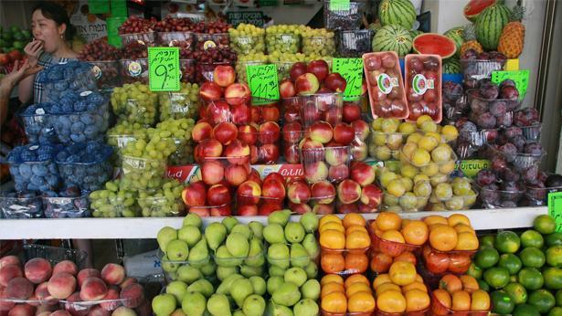 שוק בירושלים, צילום: Pixabay