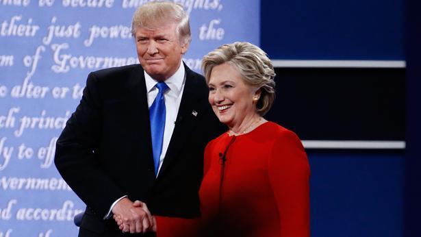 הילרי קלינטון ודונלד טראמפ, צילום: גטי אימג'ס ישראל