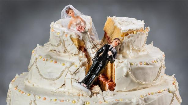 מתגרשים, צילום: גטי אימג'ס ישראל