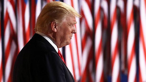דונלד טראמפ, צילום: גטי אימג'ס ישראל