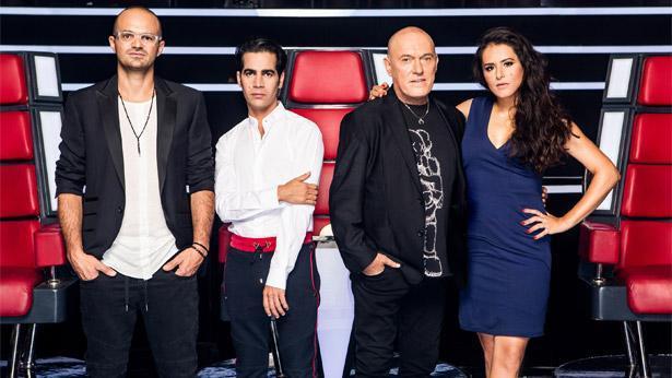 The voice מפגיזה: שיא עונתי לפרק האודישנים - עם 36.7%