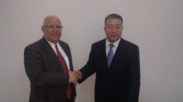הסכם עובדים סינים, צילום: משרד האוצר