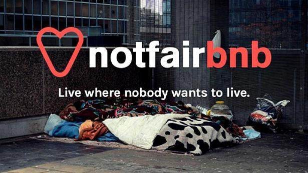 """סקירת קריאייטיב בינ""""ל: ה-Airbnb העצוב של ההמלסים"""