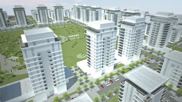 אופקים תכנית, צילום: יעד אדריכלים מתכנני ערים ונוף