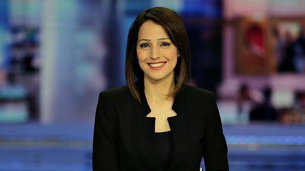 לראשונה - מגישה דרוזית תגיש את החדשות ערוץ 1