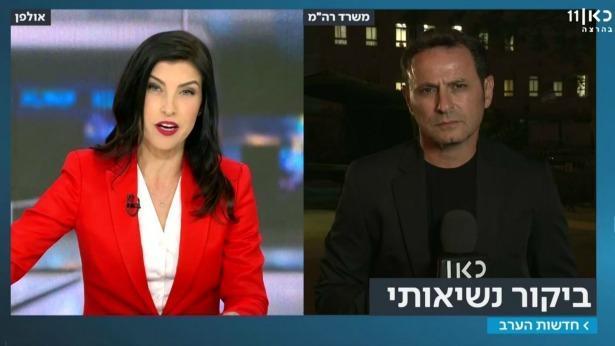 מ'מבט' ל'חדשות הערב': 6.9% למהדורת החדשות של 'כאן'