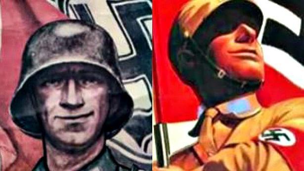 למה הנאצים מחייכים? Hooligans עוזרים לניצולי שואה במאבק