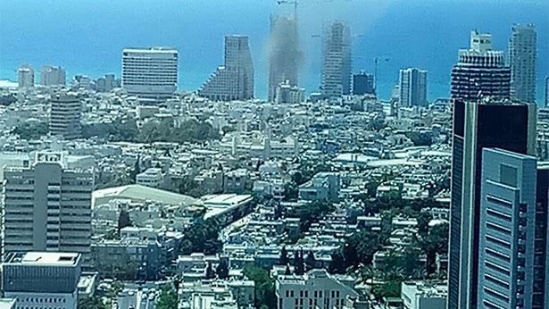 """בניין, צילום: יח""""צ"""