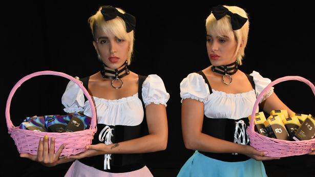 האחיות מלול יובילו קמפיין חדש לקונדומי R3