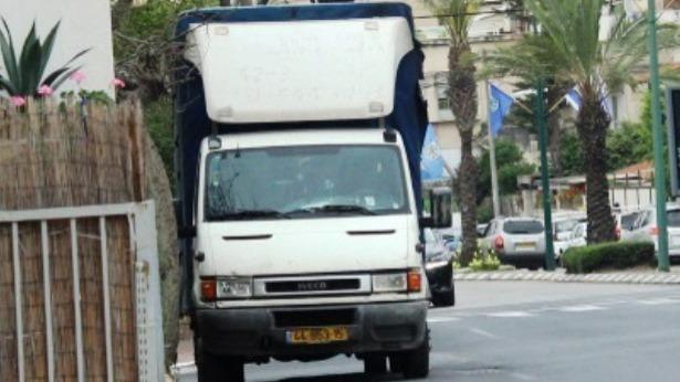 """mover, צילום: יח""""צ"""