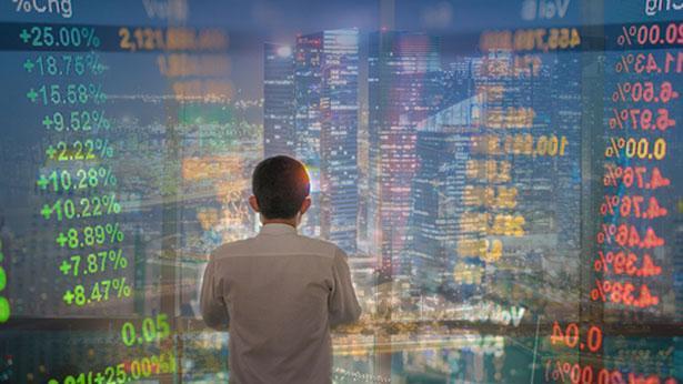 מסחר באסיה, צילום: Getty Images IL