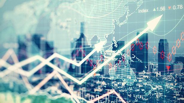 עליות בבורסה, צילום: גטי אימג'ס