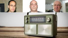 נתוני האזנה לתכניות הרדיו: מה עשו אריה גולן, קופמן ורסקין?, צילום: סיגל נפתלי, דביר כחלון, בוצ'צ'ו