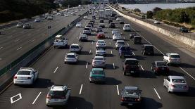 פקק תנועה, צילום: Getty Images IL