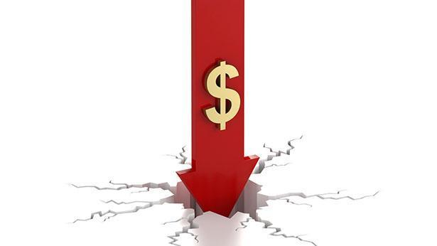 ירידות דולר, צילום: Getty Images IL