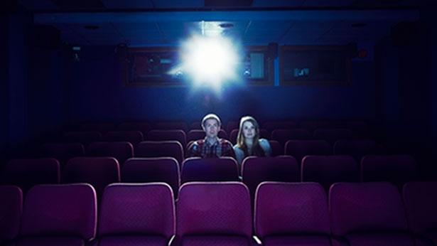 בית קולנוע, צילום: Getty Images IL