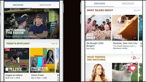 הצעד הבא של פייסבוק: פלטפורמה חדשה לסדרות וידאו