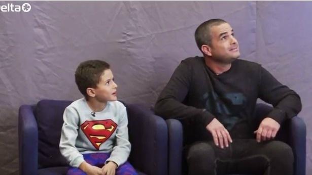 """אוי זה חמוד: דלתא הפכה הורים ל""""גיבורי על"""" מול ילדים המומים"""