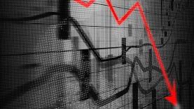 ירידות בורסה, צילום: Istock