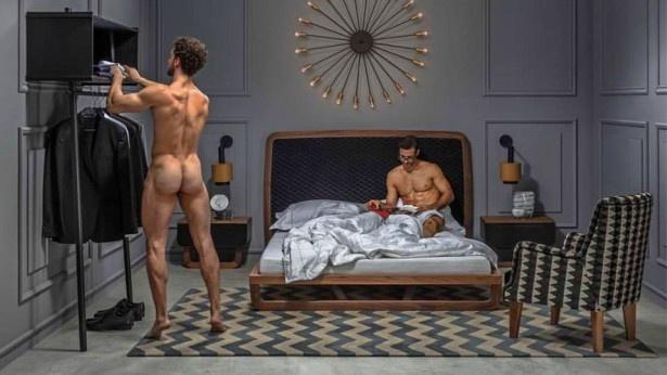 מוסר כפול: גברים מוחפצים בלי בעיה בפרסום