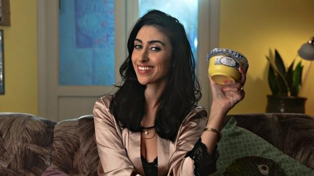 השחקנית הילה סעדה נבחרה לפרזנטורית של 'מעדני מיקי'