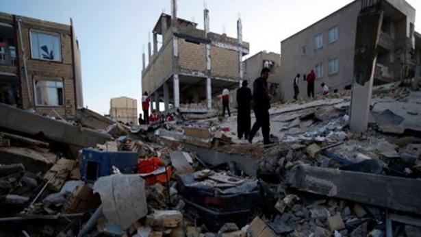 רעידת אדמה, צילום: AFP