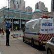 מטען התפוצץ במסוף אוטובוסים מרכזי במנהטן; המפגע נעצר