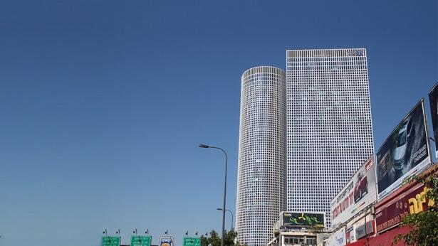 מגדל עזריאלי, צילום: BizTV