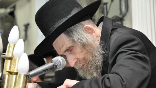 הרב אהרן לייב שטיינמן, צילום: עוזי ברק, כיכר השבת