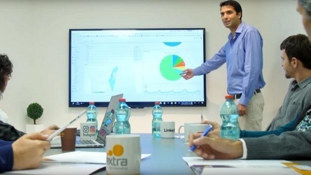 אקסטרה דיגיטל - נקודות המפגש בין העסק שלך לרשת האינטרנט