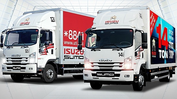 אדיר תיכנס כבר לקבינה, וניסע: תקציב ISUZU משאיות לחברון זלצמן JM-22