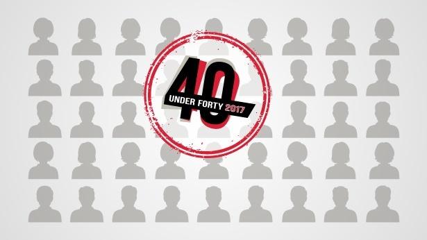 רשימת הכוכבים של פרויקט 40under forty של אתר אייס