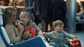 "klm חג המולד, צילום: יח""צ/ צילום מסך"