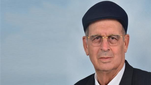 """אברהם קוזניצקי, צילום: יח""""צ"""