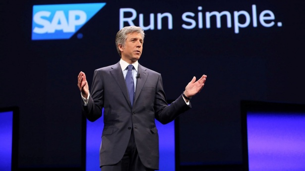 """ביל מקדרמוט, מנכ""""ל SAP, צילום: יח""""צ"""