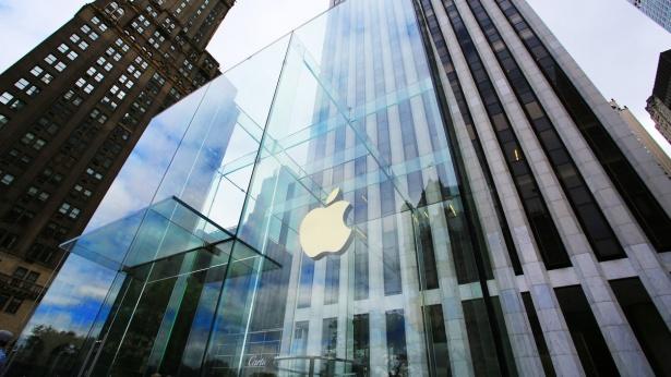חברת אפל בניו יורק, צילום: Istock
